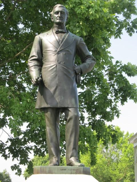 6.1.13 Charles Morgan, Launt Thompson, 1874, Clinton, CT.