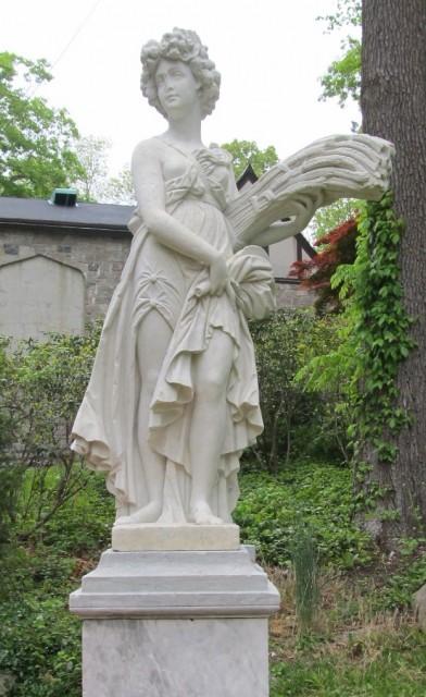 6.1.24 Four Seasons, Summer, Pietro Francavilla ca. 1608,  Stamford Museum and Nature Center, CT.