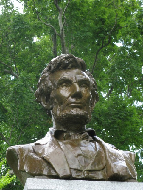 6.1.31 Lincoln Herm, Paul Morris, 1912, New Milford, CT.