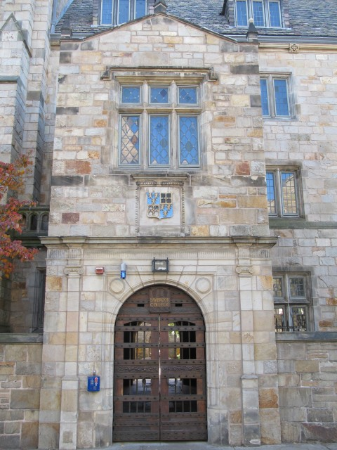 6.6.7 Saybrook College Crest, Saybrook College, Yale University. Overview of  College entry.
