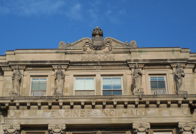 9.9.1. Detail of the upper Engineering Hall and Muses.