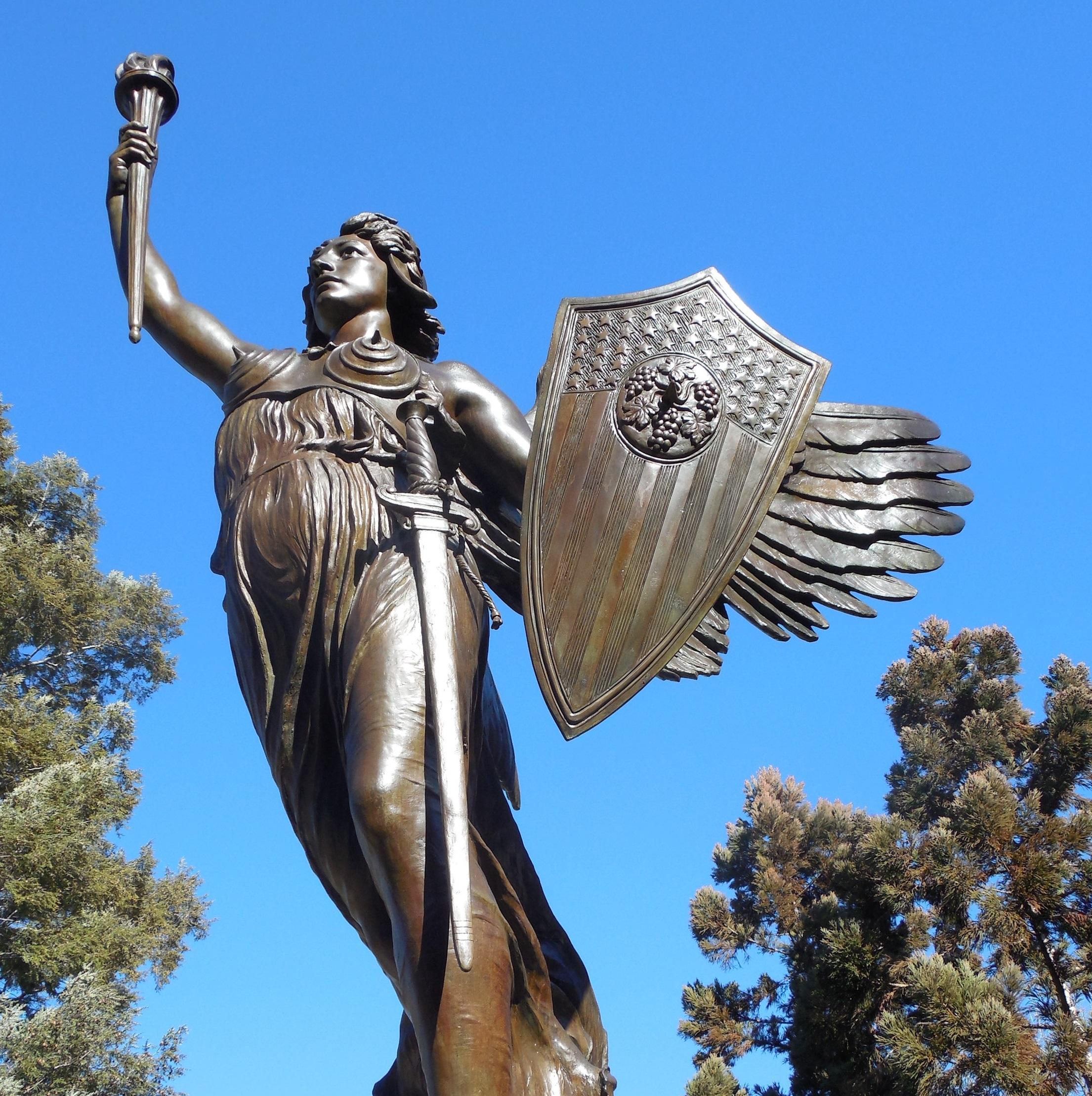 spanish american war memorial  hartford  ct